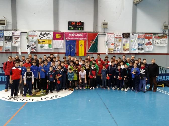 2ª JORNADA DEL CAMPEONATO ESCOLAR PROVINCIAL DE TOLEDO 2014 (TORRIJOS, 1 DE FEBRERO)