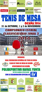 cartel ZONAL 3 2014(3)ORIGINAL