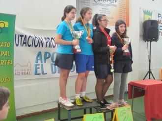 Podium equipos cadete femenino(1)