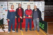 Antonio Carrasco-entrega trofeo