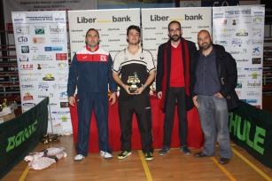 Javi Benito-entrega trofeos