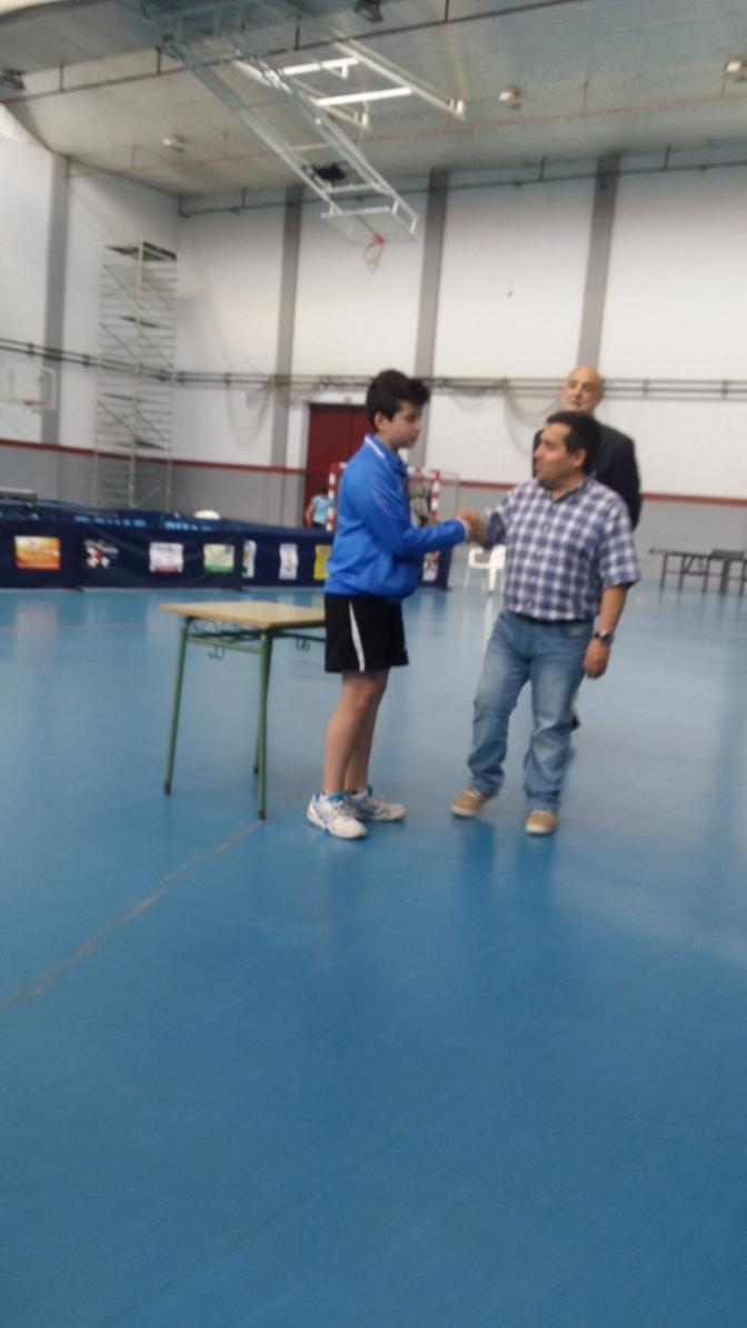 RESULTADOS CAMP.INDIV. 1ª DIVISION PROVINCIAL DE TOLEDO .(TORRIJOS 21-5-2016)