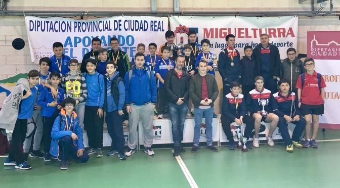 FINAL PROVINCIAL ESCOLAR MIGUELTURRA 2017