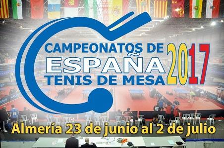 CAMPEONATO DE ESPAÑA 2017. ALMERÍA