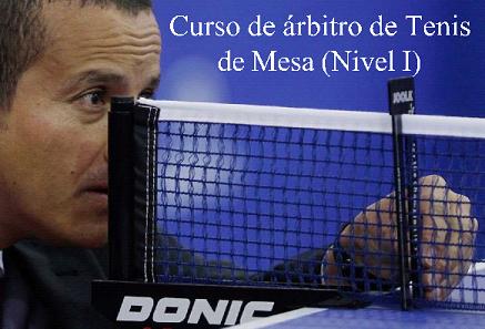 CURSO DE ARBITRO de Nivel 1 y Nivel 2
