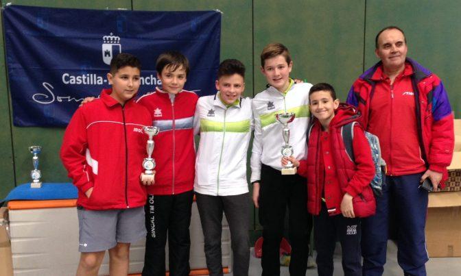 FASE FINAL del CAMPEONATO PROVINCIAL ESCOLAR 2018 Toledo