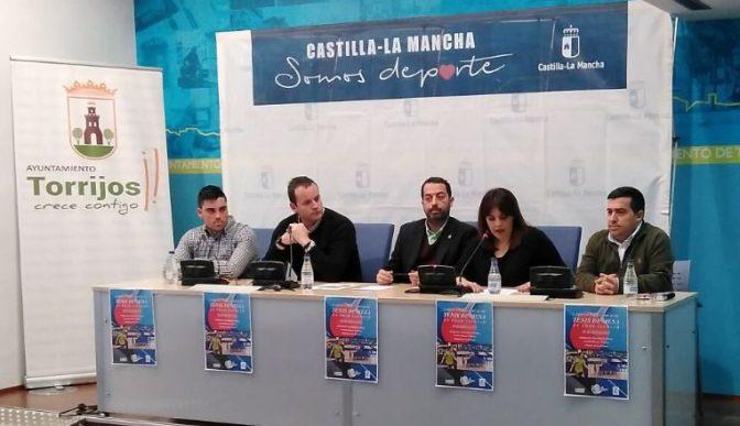 CAMPEONATO ESCOLAR REGIONAL 2018 Presentación y Horarios