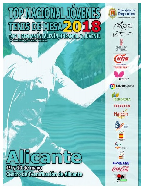 TOP NACIONAL 2018 – Alicante