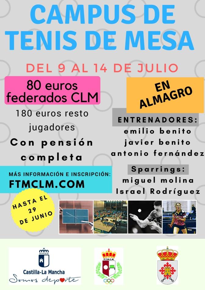 CAMPUS DE TECNIFICACIÓN – Oficial FTMCLM
