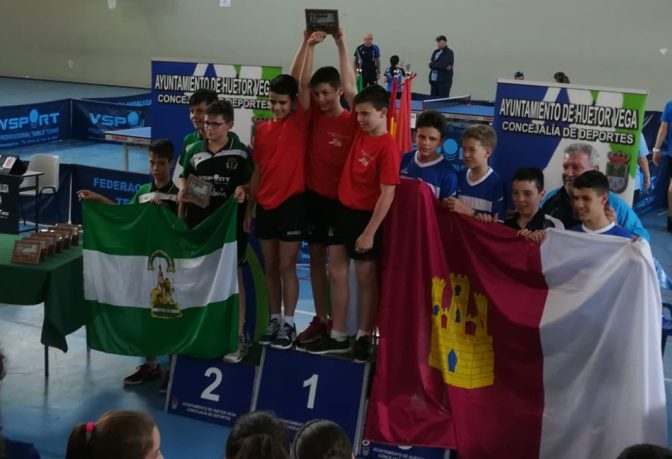 TORNEO IBERICO 2018 – 3º Equipos Masculinos