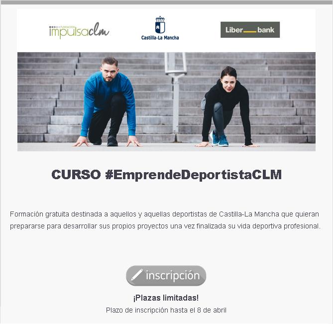 CURSO #EmprendeDeportistaCLM