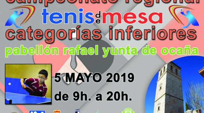 REGIONAL CATEGORIAS INFERIORES 2019 – Resultados