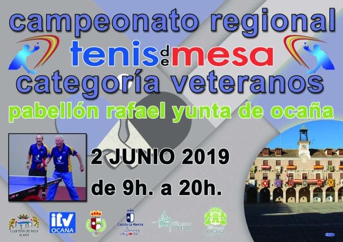 REGIONAL VETERANO 2019