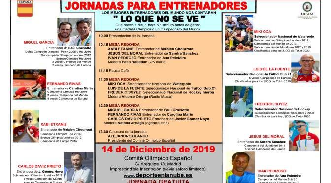Jornada Entrenadores (Comité Olímpico Español)